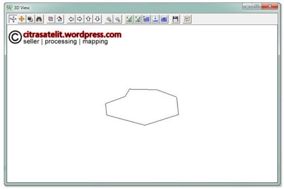 Gambar 9. Mengganti Warna Latar Jendela Tampilan 3D