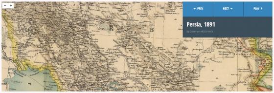 Persia, 1891 oleh Coleman McCormick