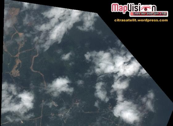 Jual Citra Satelit WorldView-2 Beserta Pengolahannya
