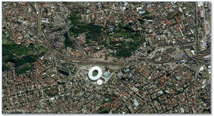 Foto stadion piala dunia 2014 100