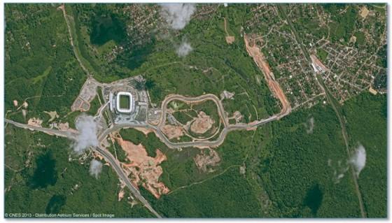 Map Vision - Jual Citra Satelit