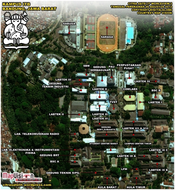 MAP VISION - JUAL CITRA SATELIT