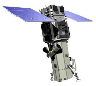 Satelit WorldView-2