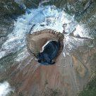 Gambar 10. Citra Satelit Gunung Berapi Vesuvius di Napoli – Italia Tanggal Perekaman 19 Februari 2013