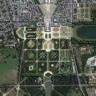 Gambar 4. Citra Satelit Pallace of Versailles di Versailles – Prancis Tanggal Perekaman 20 Agustus 2013