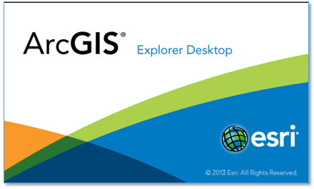 ArcGIS Explorer Desktop 2500