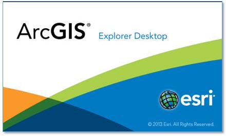 ArcGIS Explorer Desktop 2500