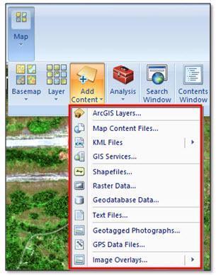 Membuka Data-Data GIS Yang Terdapat Pada Komputer Kita (Lokal Data)