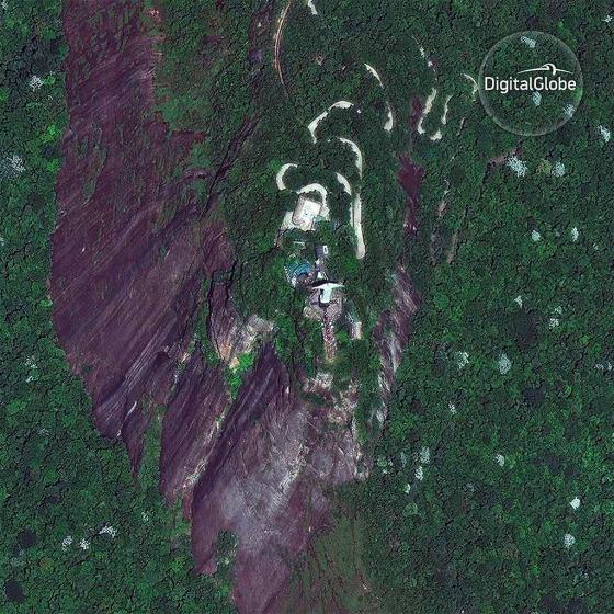 Jasa Jual Desain World Map: 6 Objek Menarik Di Brazil Dilihat Dari Citra Satelit