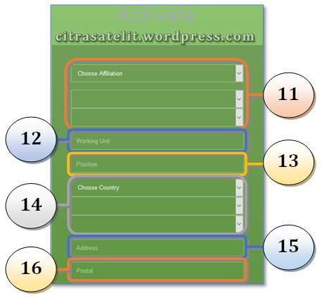 Form Aktivasi Website Tanah Air BIG (2)