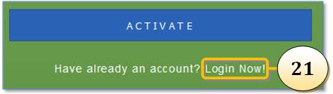 Proses Aktivasi di Website Tanah Air BIG
